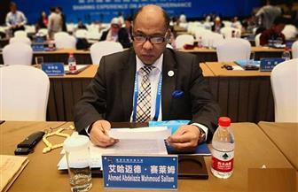 """""""حوار الحضارات"""" يؤكد على تجنب الصدام .. وسلام: الصين تسعى لبناء مجتمع جديد قائم على التفاهم والمنفعة"""