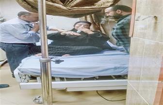 مستشفيات جامعة طنطا تستقبل 40 مصابا باختناق جراء تسرب مواد كيماوية من مصنع منظفات| صور