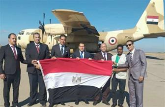 مالاوي تستقبل شحنة ثانية من المساعدات الطبية المصرية | صور