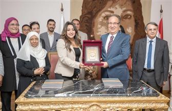 """بوابة """"مصر للعالم"""" تطلق مبادرة لتدريب وتشغيل مليون شاب وفتاة على آليات التسويق الرقمي"""