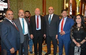 """رئيس """"مصر الثورة"""" يشارك في حفل الإفطار السنوي للأحزاب المصرية"""