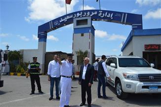 محافظ بورسعيد يشيد بمنظومة المرور الناجحة | صور