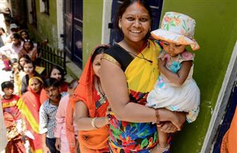بعد 39 يوم تصويت.. الهند تستعد لإنهاء ماراثون الانتخابات العامة بمشاركة 900 مليون ناخب  صور