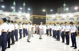 جمعية الكشافة تسهم مع قوة أمن الحرم المكي فى إدارة حشود المعتمرين في رمضان| صور