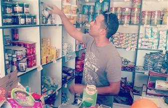 صحة البحر الأحمر تشن حملة على أماكن تداول الأغذية بمدينة سفاجا   صور