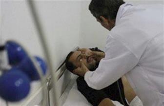 """خلال 3 أيام.. """"الداخلية"""" توقع الكشف الطبي على 782 مواطنا في بركة السبع بالمنوفية"""