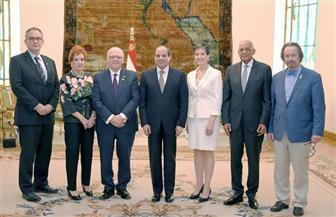 رئيس مجلس الشيوخ الكندي للرئيس السيسي: نؤمن بدور مصر المركزي في منطقة الشرق الأوسط