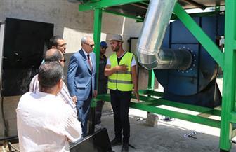 محافظ قنا يتفقد عددا من المشروعات الخدمية بمدينة نجع حمادي | صور