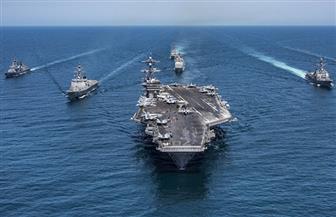 الأسطول الأمريكي الخامس يؤكد العمل مع البحرية البريطانية لتأمين حرية الملاحة في الخليج