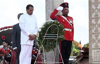 رئيس سريلانكا يتوعد بالقضاء على التهديد الإرهابي|صور