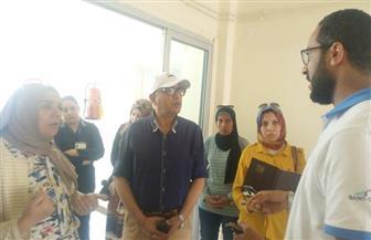 إحالة 29 طبيبا وإداريا وفنيا للتحقيق بمستشفى العبور بالسويس | صور