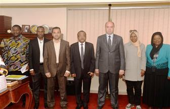 سفير تنزانيا بالقاهرة: نثق في رئاسة مصر بقيادة الرئيس عبد الفتاح السيسي للاتحاد الإفريقي
