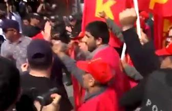بعد احتفالات عيد العمال.. احتجاجات غاضبة في تركيا والشرطة ترد بعنف | فيديو