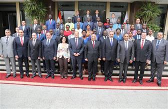 """""""الرقابة الإدارية"""" تعقد دورة تدريبية للدبلوماسيين الأفارقة في مجال """"تعزيز القدرات ومكافحة الفساد"""""""