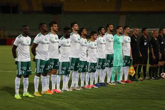 20 لاعبا في قائمة المصري لمواجهة الإنتاج الحربي