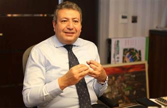طارق شكري يطالب بخطة واضحة لطرح الأراضي تتوافق مع احتياجات السوق