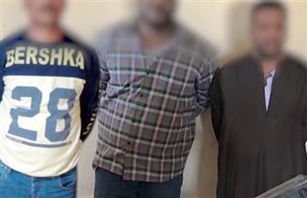 الأمن يضبط عصابة سرقة المساكن في إمبابة