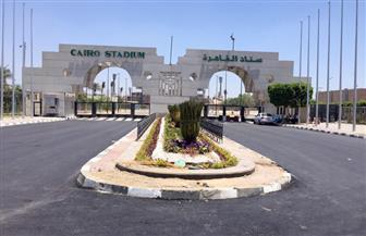 محافظ القاهرة: رفع كفاءة المحاور المحيطة باستادات القاهرة والسلام والسكة الحديد   صور