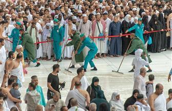 شئون الحرمين تحشد أكثر من 2000 عامل وعاملة وقت هطول الأمطار على المسجد الحرام