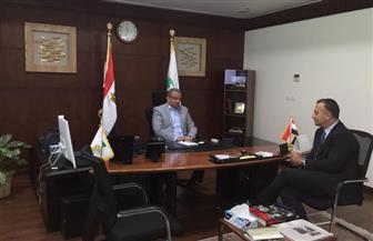 """""""التخطيط"""" تلتقي الهيئة القومية للبريد للتعريف بجائزة مصر للتميز الحكومي"""
