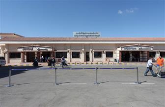 الانتهاء من تجهيز محطة مصر للطيران للخدمات الأرضية بمطار مرسي مطروح