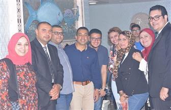 """جريدة """"أهل البلد"""" تحتفل بصدور العدد الأول بحضور كوكبة من الصحفيين والمسئولين"""
