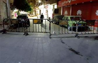 """غلق شارع """"الطيب"""" بالأقصر أمام السيارات والموتوسيكلات حتى نهاية شهر رمضان"""