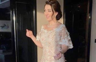 كندة علوش تعرض فستان زفافها للبيع  صور
