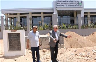 محافظ جنوب سيناء يتفقد عددا من المشروعات الجاري تنفيذها| صور
