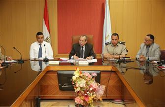 محافظ كفر الشيخ يبحث مشاكل الصيادين وتنمية الثروة السمكية| صور