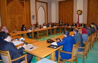 نائب وزير الخارجية للشئون الإفريقية يترأس اجتماع اللجنة الدائمة للتعاون مع إفريقيا |صور