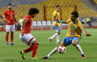 الأهلي يتعادل مع الإسماعيلي 1-1 ويفقد نقطتين في سباق الدوري