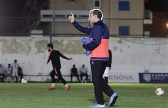 مدرب الإسماعيلي يشيد بلاعبيه بعد التعادل مع الأهلي في الدوري