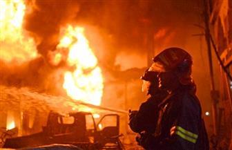 إخماد حريق ضخم بـ4 حظائر ماشية وتفحم مواطنين وإصابة 5 آخرين بالفيوم