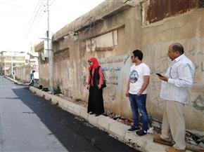 الشوارع تخلو من المارة بكفرالشيخ بسبب ارتفاع درجة الحرارة.. ورش المياه لتلطيف الجو/ صور