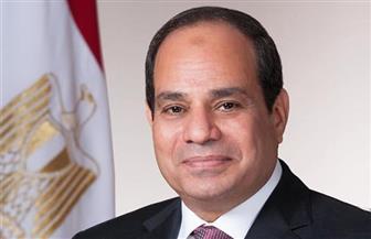 الرئيس السيسي يهنئ الرئيس العراقي بحلول عيد الفطر المبارك