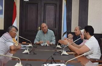 محافظ البحر الأحمر يستقبل رئيس هيئة التنمية الصناعية