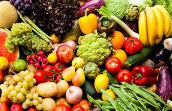 تصدير فواكه وخضروات وحاصلات زراعية إلى دول عربية وأوروبية من ميناء دمياط