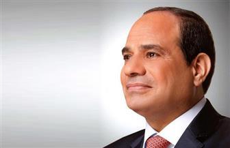 تفاصيل استقبال الرئيس السيسي رئيس مجلس الأمة الكويتي