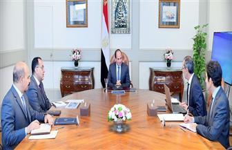 الرئيس السيسي يتابع استراتيجية الذكاء الاصطناعي وخطط وزارة الاتصالات للمشاركة في جهود بناء الإنسان