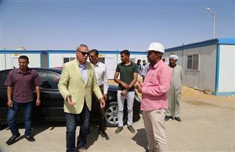 محافظ قنا يتابع المشروعات الخدمية بمدن نجع حمادي وفرشوط ودشنا | صور