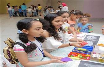 ورشة للأطفال في متحف الآثار بمكتبة الإسكندرية احتفالا باليوم العالمي للمتاحف | صور