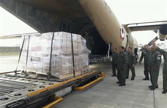 وصول شحنة مساعدات مصرية إلى موزمبيق لمساندة متضرري الإعصار| صور