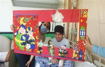 ورش للفنون التشكيلية مع أطفال 57357 برعاية قصور الثقافة | صور