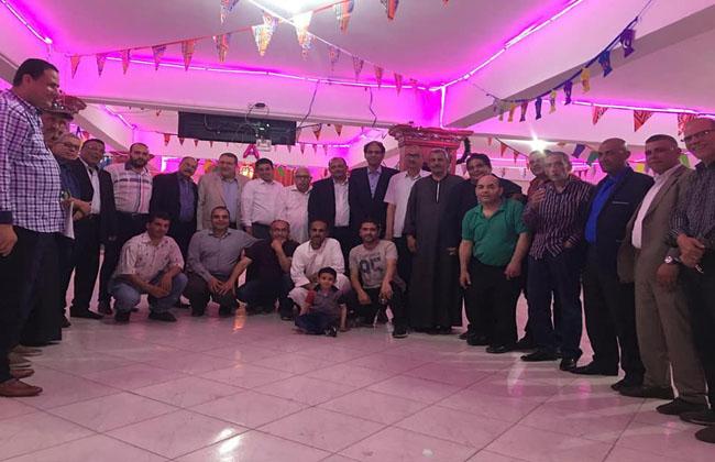 الوفد  ينظم إفطارا جماعيا بكفر الشيخ بحضور قيادات الحزب