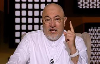 خالد الجندي: هتك العرض والشتائم على السوشيال ميديا تفسد الصدقة | فيديو
