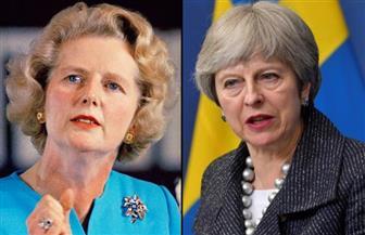 """أوروبا أسقطت  أسطورة """"المرأة الحديدية"""" فى بريطانيا ..  ماي على خطى مارجريت تاتشر"""