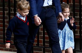 الأميرة البريطانية الصغيرة شارلوت تنضم لأخيها جورج في مدرسة بجنوب لندن