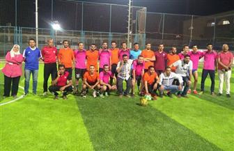 انطلاق منافسات دورة كرة القدم لحزب الحرية على مستوى الجمهورية| صور
