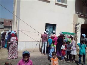الكشف على 1451 مريضا بقافلة طبية بأولاد صقر